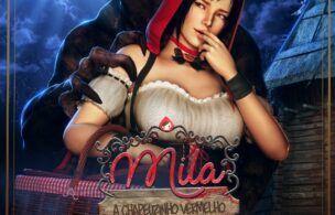 Mila A Chapeuzinho Vermelho