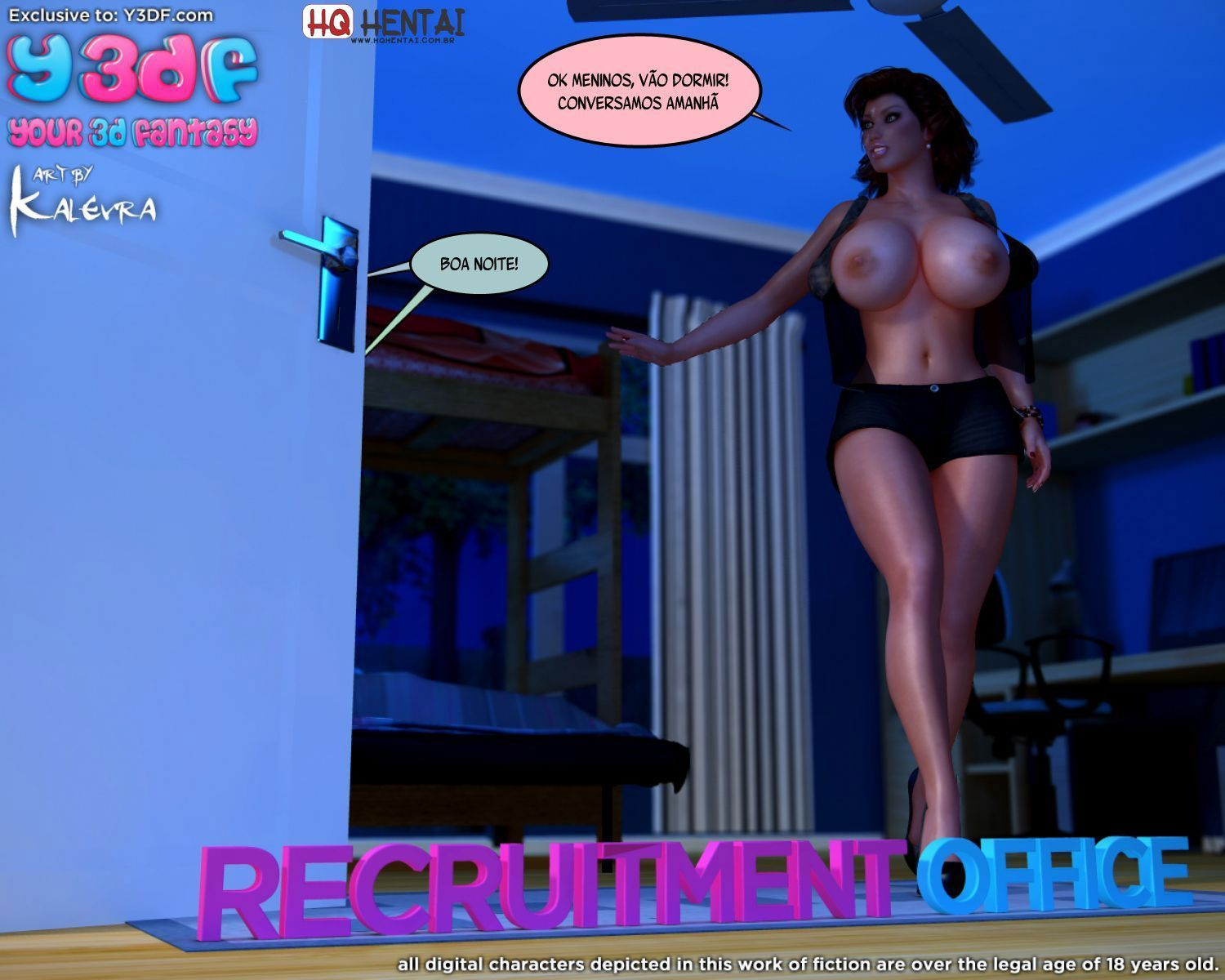 Recruitment office