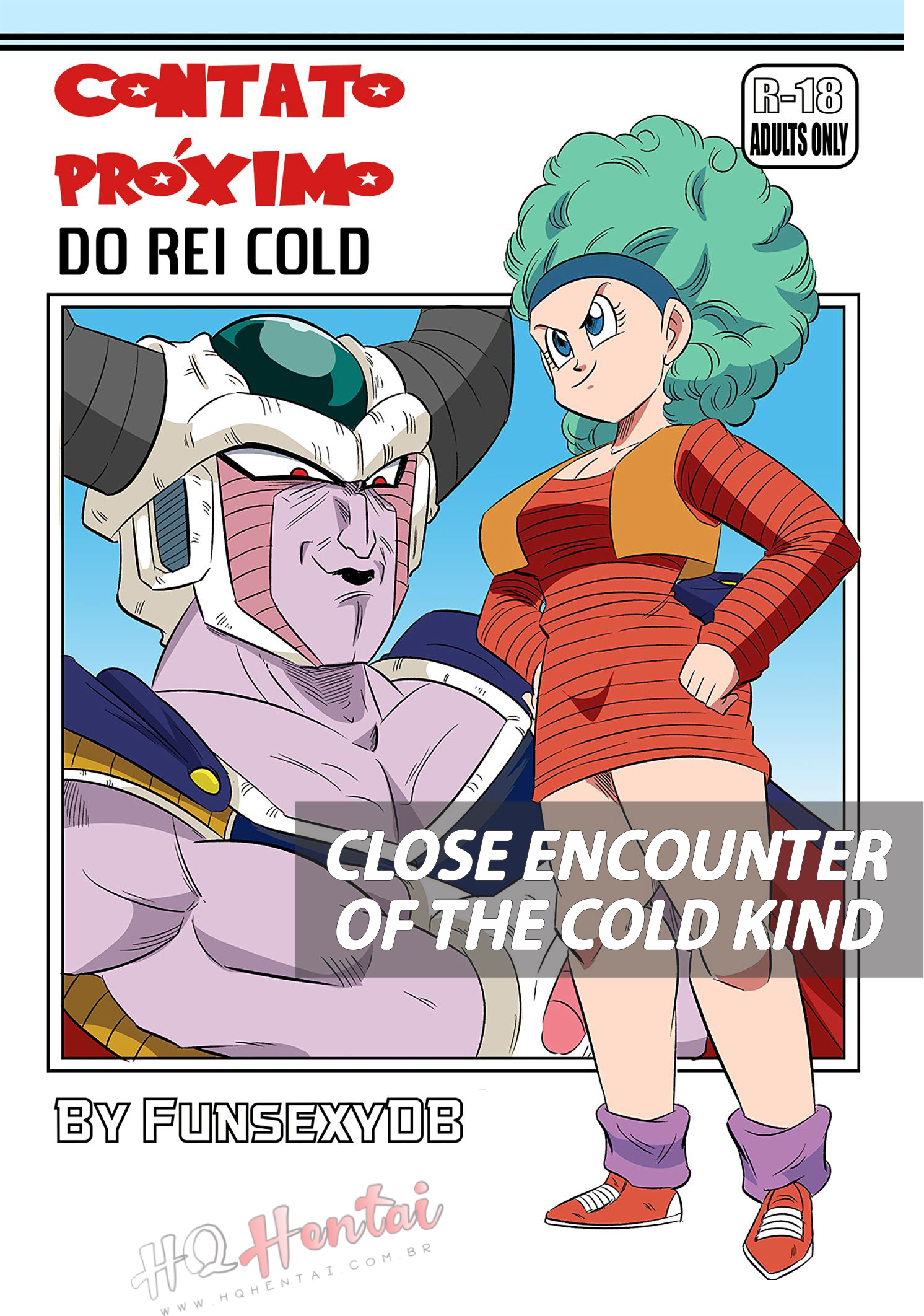 Close Encounter of the Cold Kind
