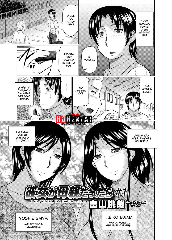 Kanojo ga Hahaoya Dattara | If My Girlfriend is a Mother…
