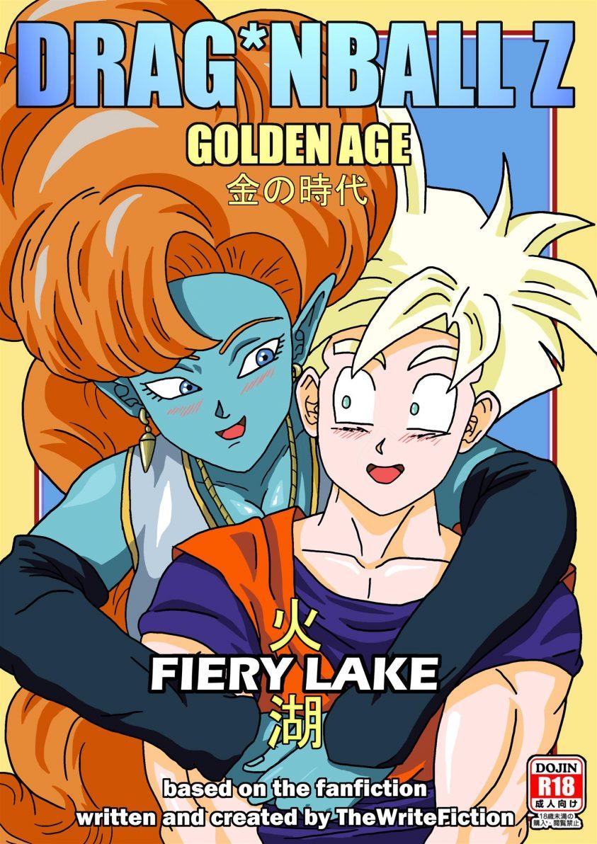 Gohan X Zangya: Fiery Lake
