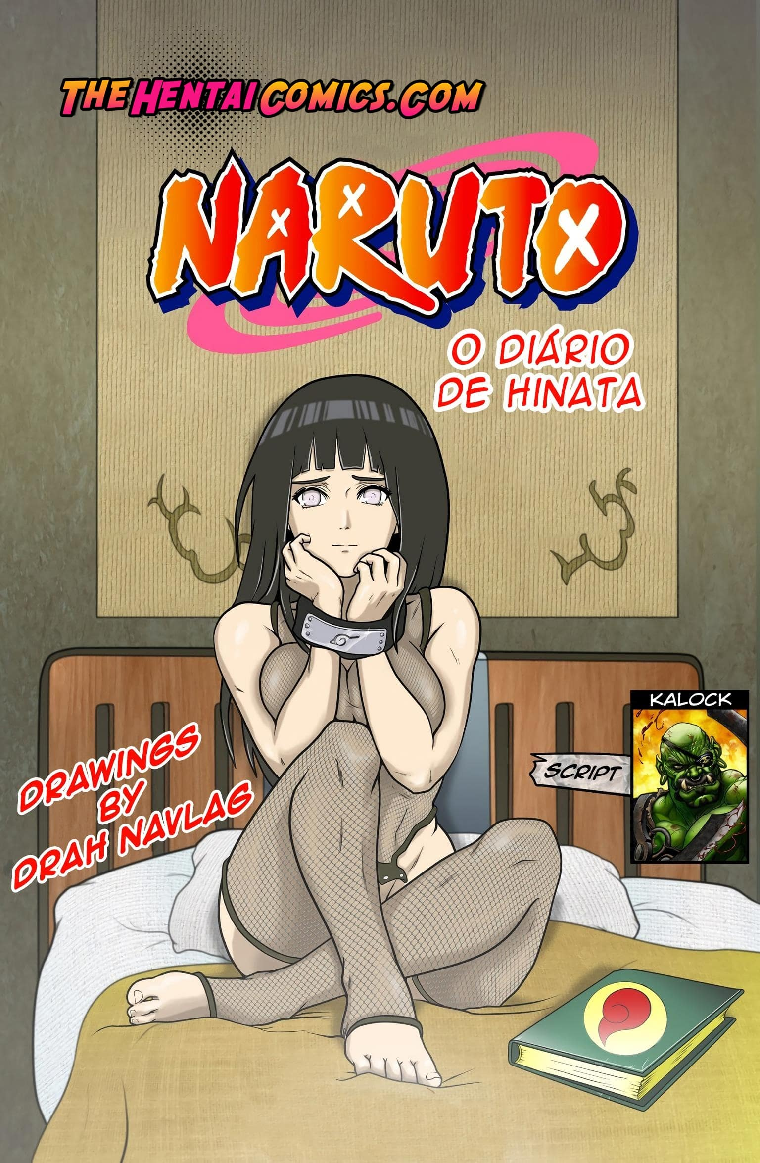O Diário de Hinata – Segredos de Sexo com Naruto