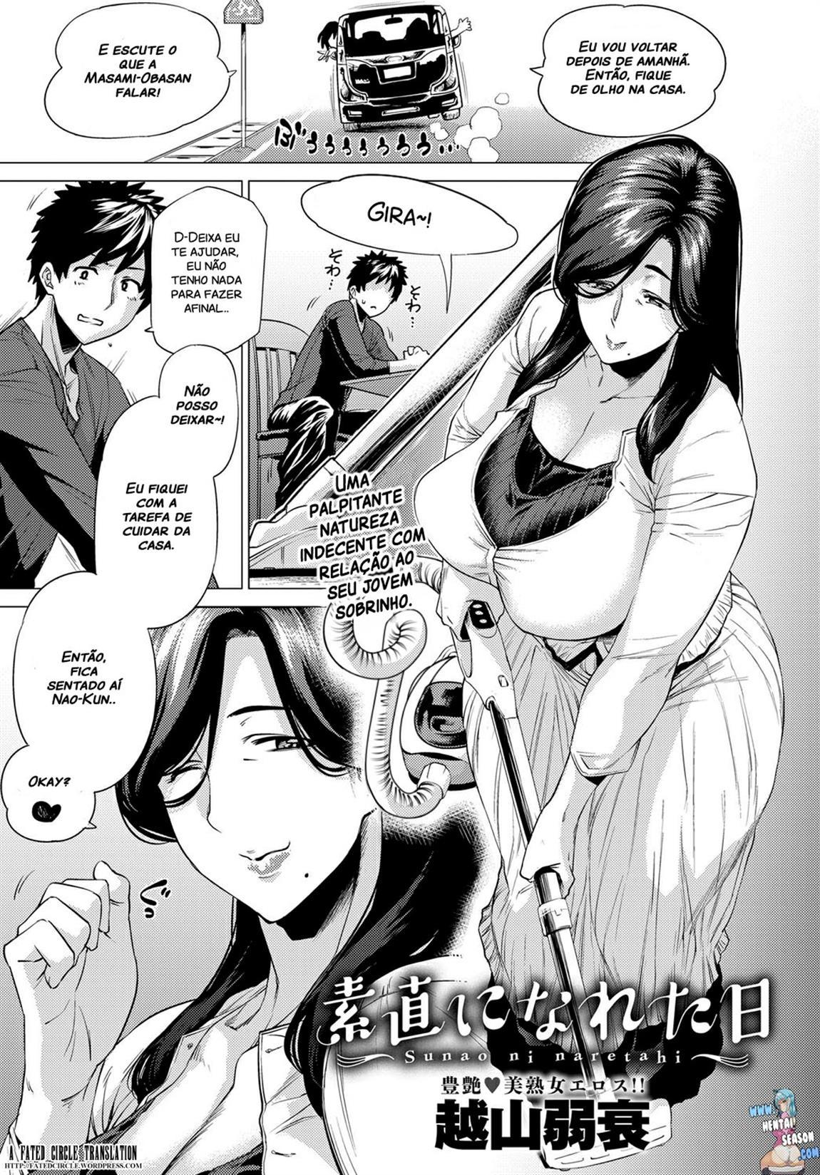 Sunao ni Nareta Hi | The day I became submissive