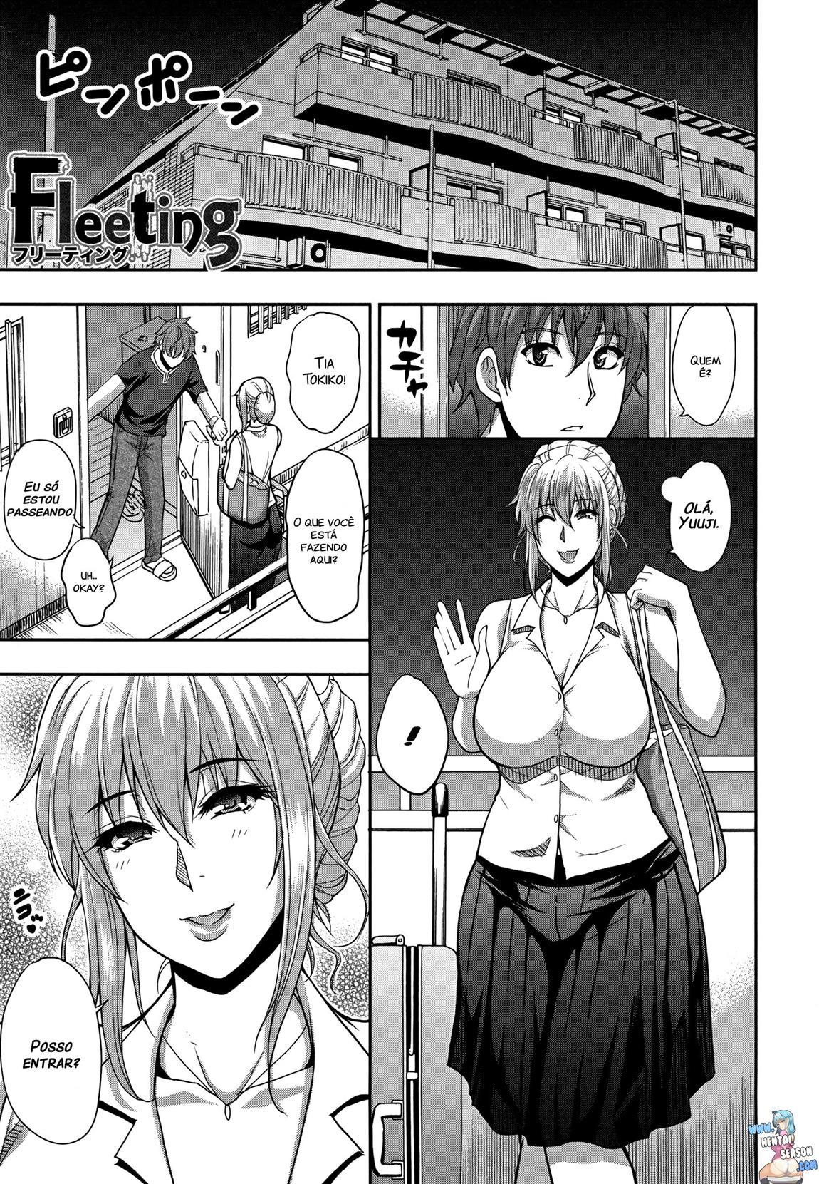 Fleeting (Osaekirenai kono Kimochi)